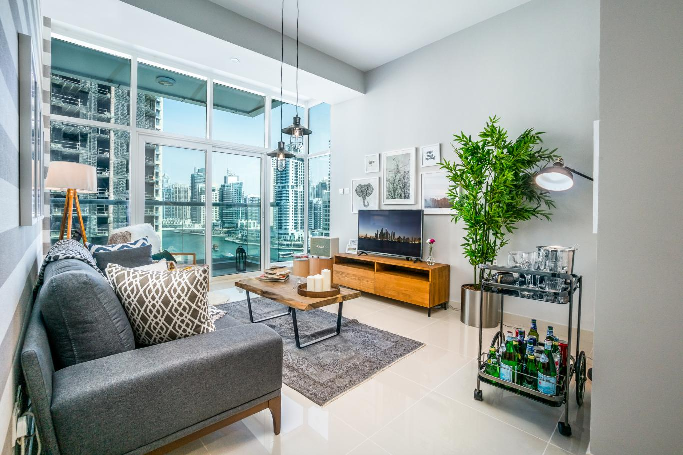 Marina Continental Apartment III - Apartment for Rent in ...