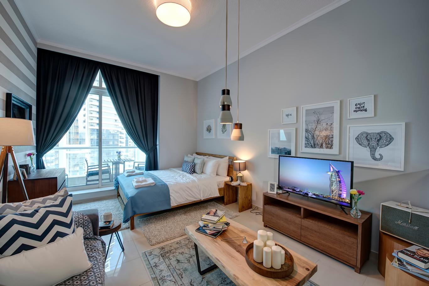 Botanica Studio Apartment For Rent In Dubai Blueground
